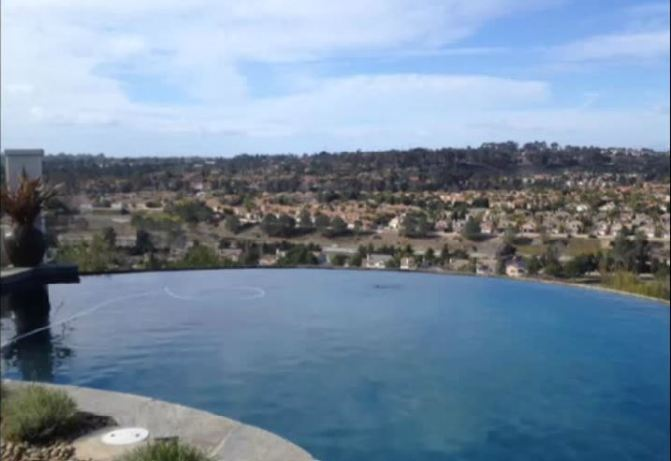 del mar pool view